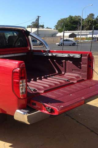 durable spray on bed liner
