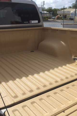 spray on bed liner with unprecedented level of performance