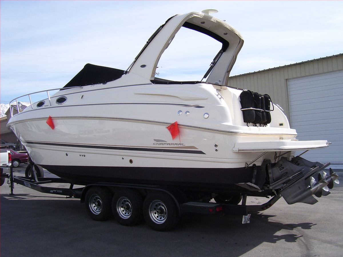 Speedliner® Spray In Boat Liner