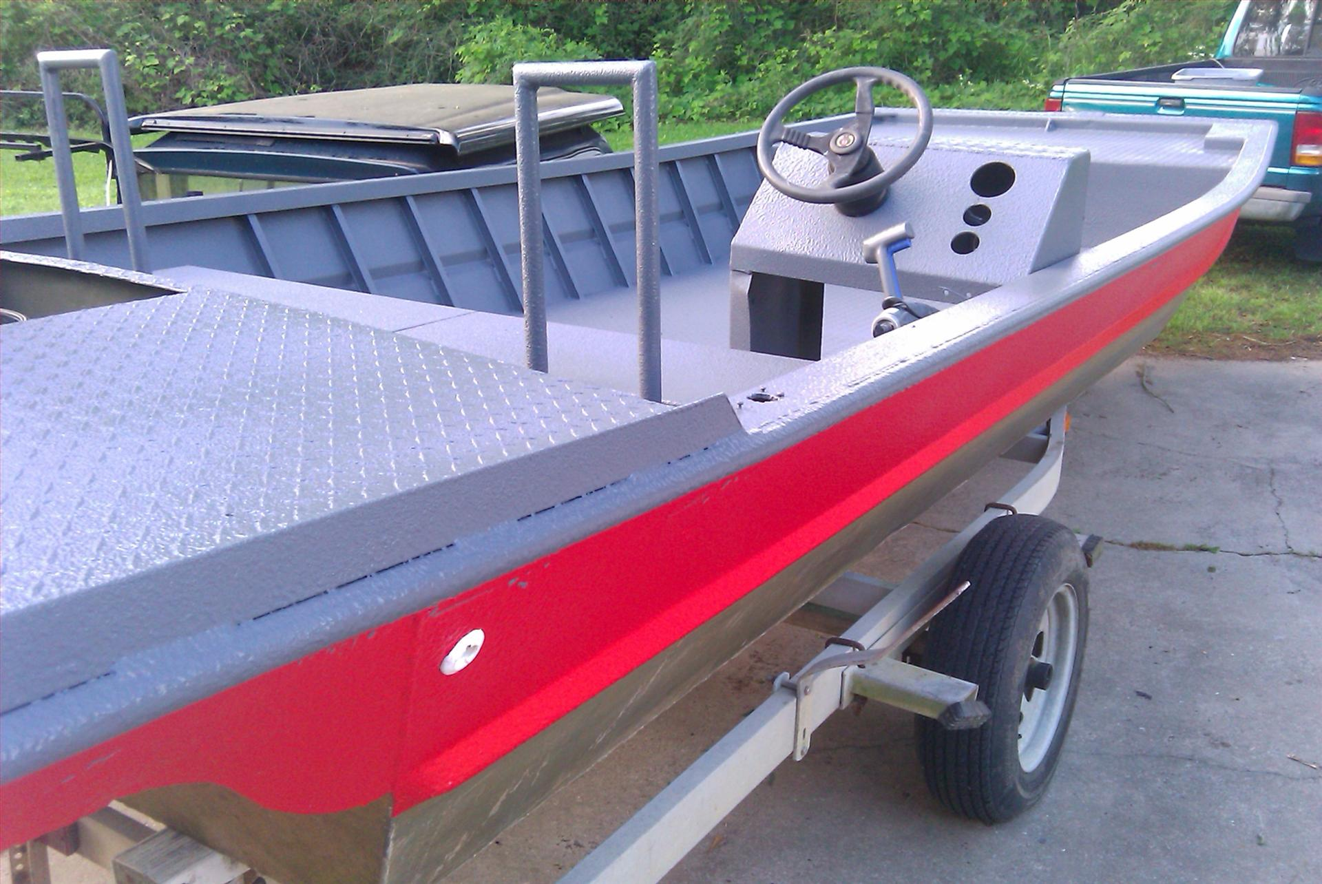 Boat & Trailer Applications - Dual Color Full Coverage