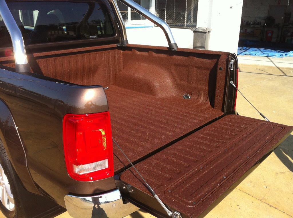 Speedliner® Spray In Bed Liner for Trucks - Custom Colors Available