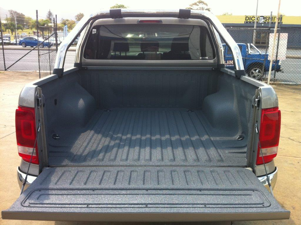 Speedliner® Spray In Bed Liner for Trucks - Full Truck Bed Coverage in Charcoal Gray