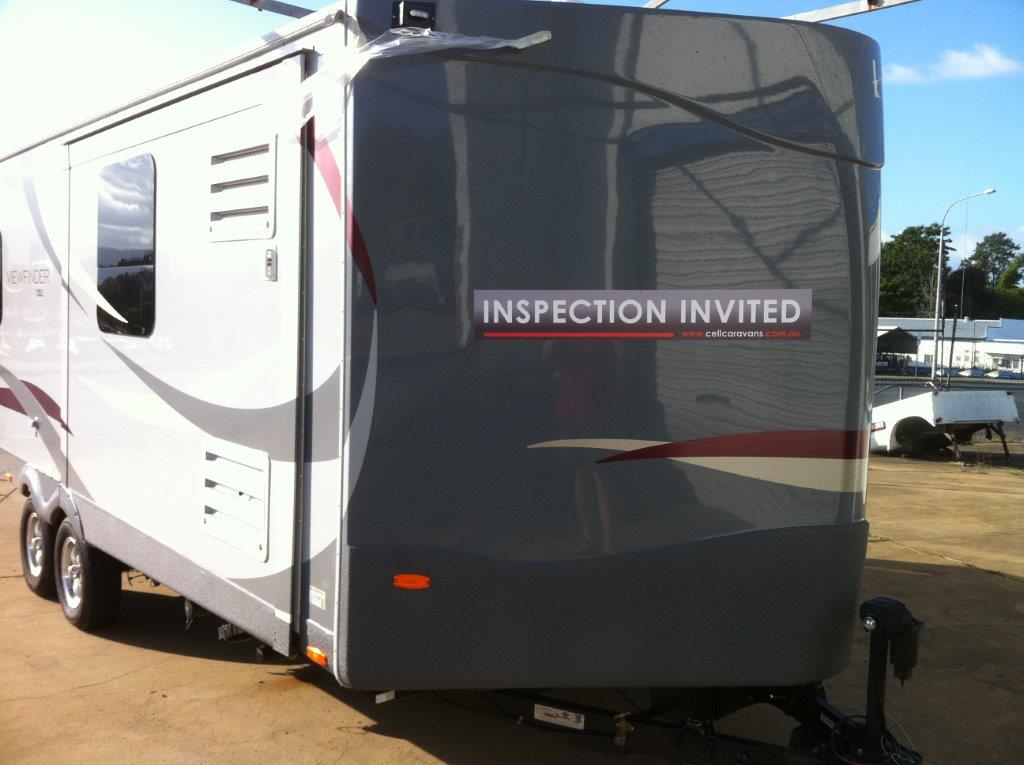 Protect Exterior of RV Trailer