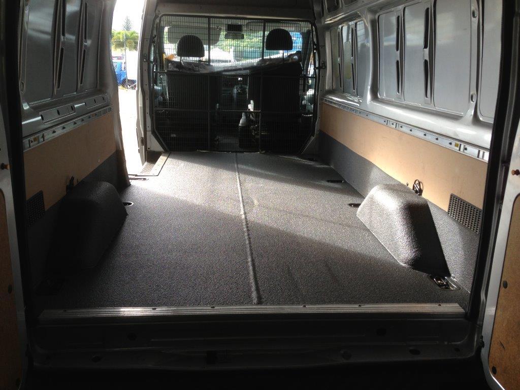 Interior Vehicle Coating